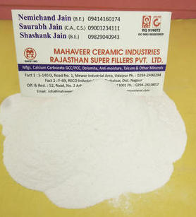 Micronized Dolomite Powder