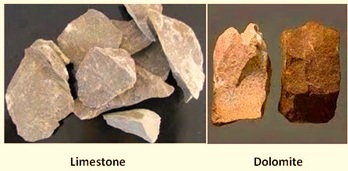 What is the Difference between Dolomite and Limestone?